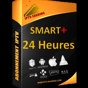 Abonnement IPTV SMART +